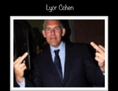 Music Executive Lyor Cohen inside the World Famous Platinum Suite